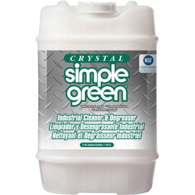 Simple Green Crystal 5 Gal. Industrial All-Purpose Cleaner & Degreaser