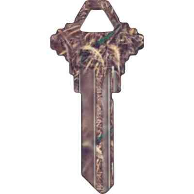 ILCO Schlage Realtree Camo Design Decorative Key, SC1