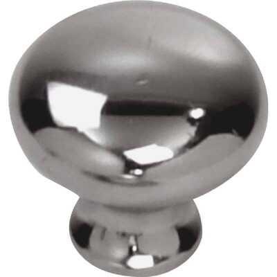 Laurey Polished Chrome 1-1/4 In. Cabinet Knob
