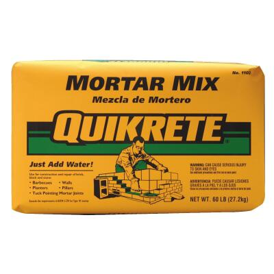 Quikrete 60 Lb Type-N Mortar Mix