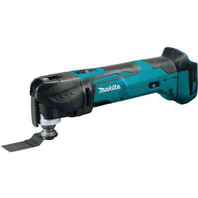 Makita 18 Volt LXT Lithium-Ion Cordless Oscillating Tool (Bare Tool)