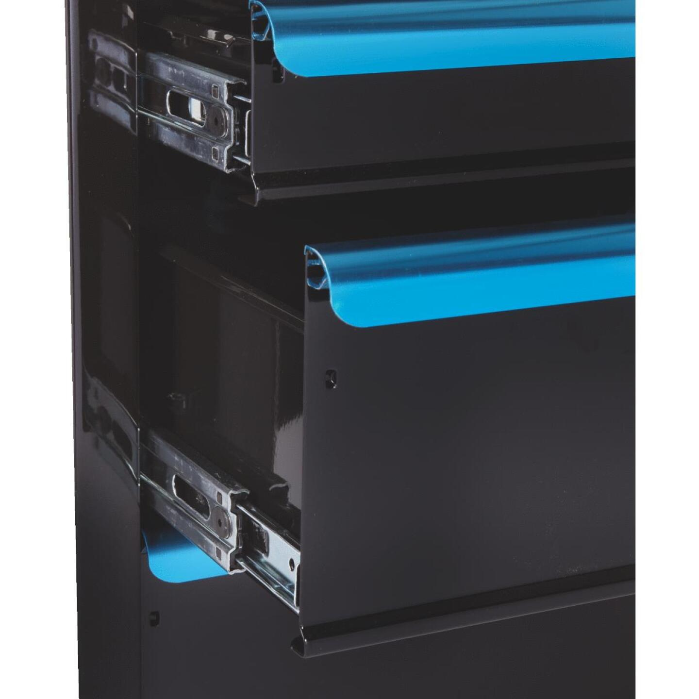Channellock 26 In. 5-Drawer Tool Roller Cabinet Image 3