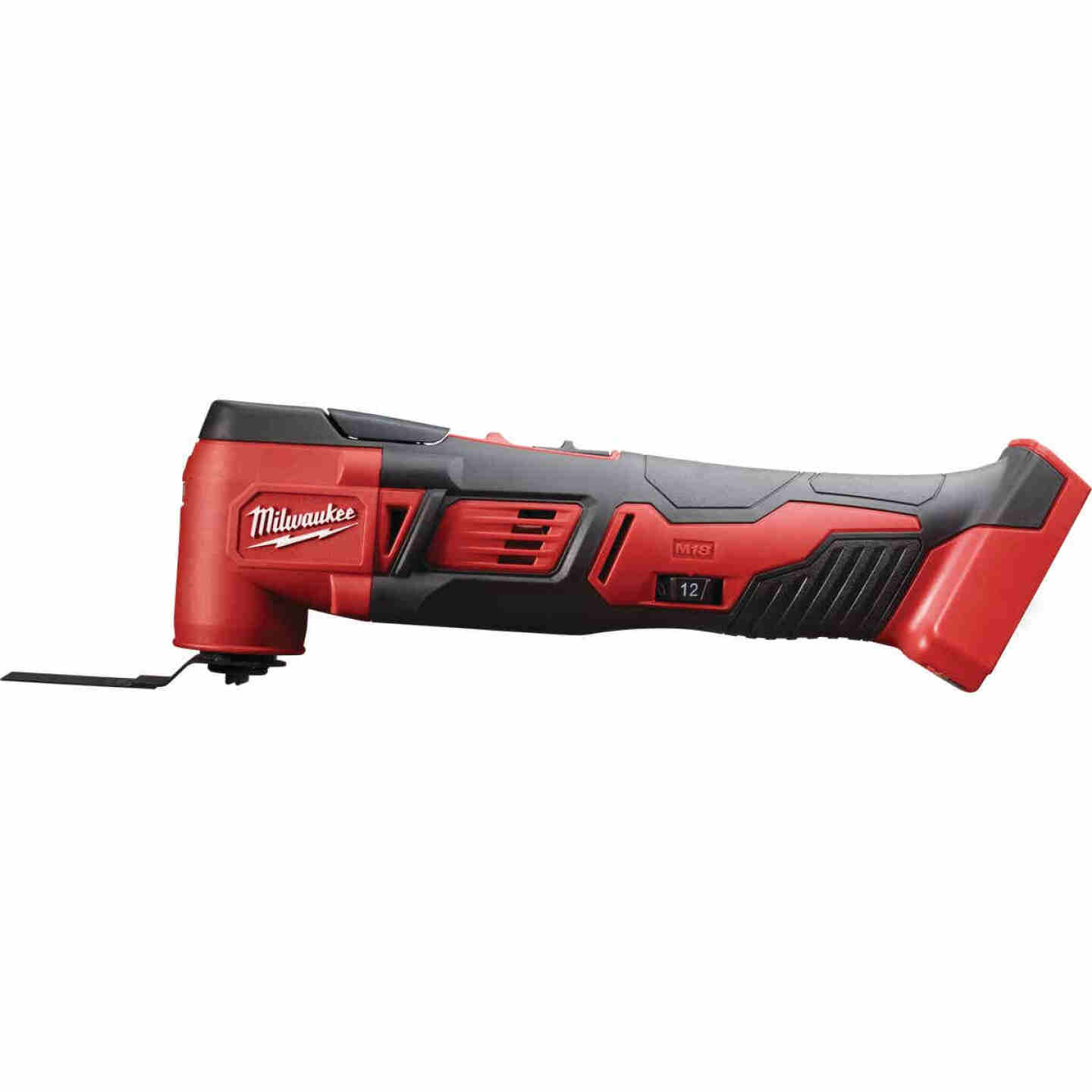 Milwaukee M18 18-Volt Lithium-Ion Cordless Oscillating Tool (Bare Tool) Image 1