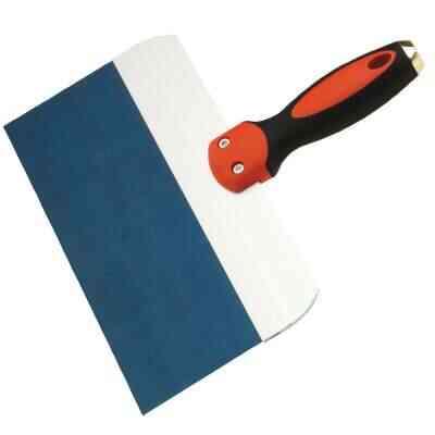 Do it Best 10 In. Ergo Blue Steel Taping Knife