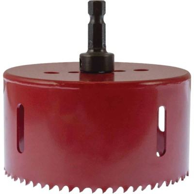 Do it Best 3-1/2 In. Bi-Metal Hole Saw