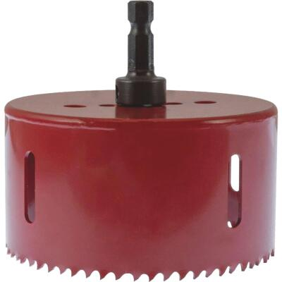 Do it Best 4 In. Bi-Metal Hole Saw