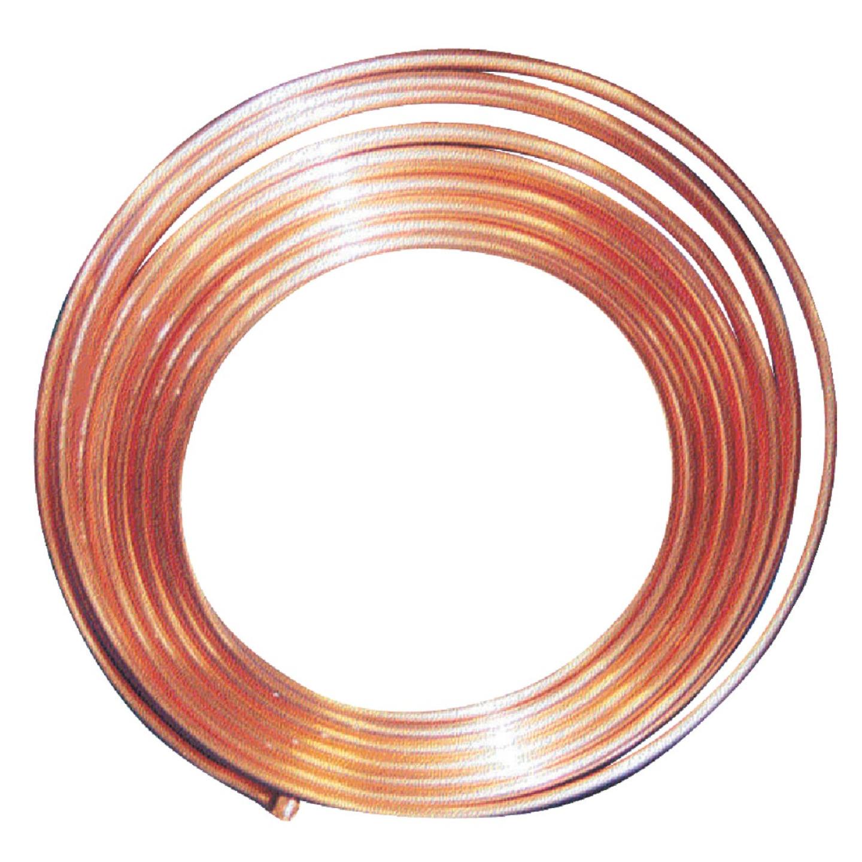 Mueller Streamline 1/4 In. OD x 20 Ft. Refrigerator Copper Tubing Image 1
