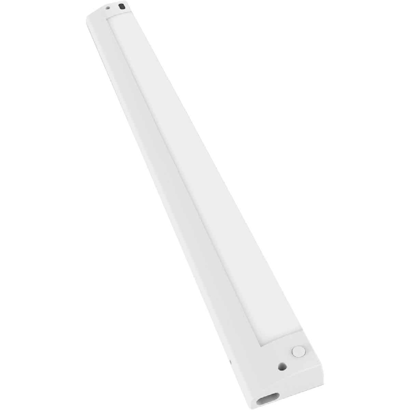 Good Earth Lighting 18 In. Plug-In White LED Color Temperature Changing Under Cabinet Light Image 1