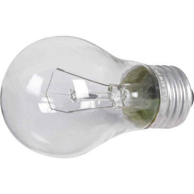 Philips DuraMax 40W Clear Medium A15 Incandescent Ceiling Fan Light Bulb