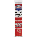 Lucas Oil Red 'N' Tacky 14 Oz. Tube Red Lithium Grease Image 1