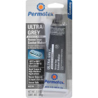 Permatex 3.5 Oz. Ultra Grey Silicone Gasket Maker Image 1