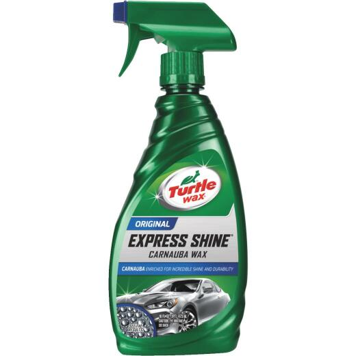 Turtle Wax Express Shine 16 Oz. Trigger Spray Spray Car Wax