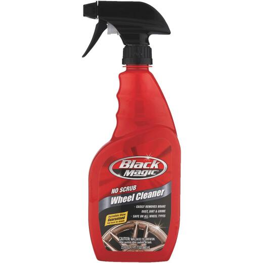 Black Magic 23 oz Trigger Spray Wheel Cleaner