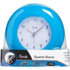 La Crosse Technology Equity Frosted Analog Battery Operated Alarm Clock Image 2