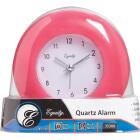 La Crosse Technology Equity Frosted Analog Battery Operated Alarm Clock Image 4