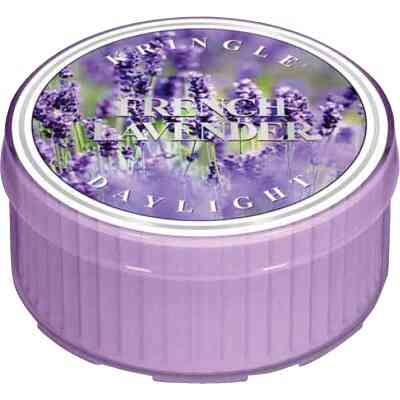 Kringle Candle Country Candle French Lavender Daylight Candle