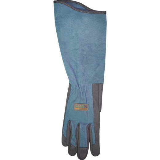 Midwest Gloves & Gear Women's 1 Size Fits All Synthetic Leather Garden Glove