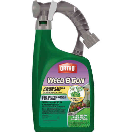 Ortho Weed-B-Gon 32 Oz. Ready To Spray Chickweed, Clover, & Oxalis Weed Killer