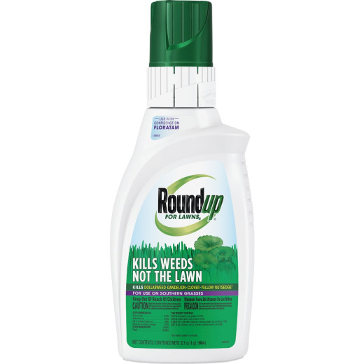 Roundup For Lawns 32 Oz. Concentrate Southern Formula Weed Killer