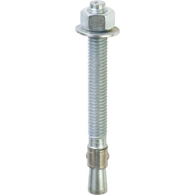 Red Head 1/2 In. x 2-3/4 In. Zinc Wedge Anchor Bolt