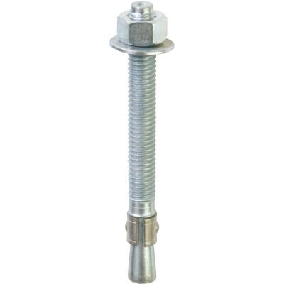 Red Head 1/4 In. x 2-1/4 In. Zinc Wedge Anchor Bolt