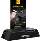 Victor Smart-Kill Battery Operated Electronic Mouse Trap Image 1
