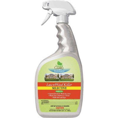 Natural Guard 1 Qt. Ready To Use Trigger Spray Weed Killer