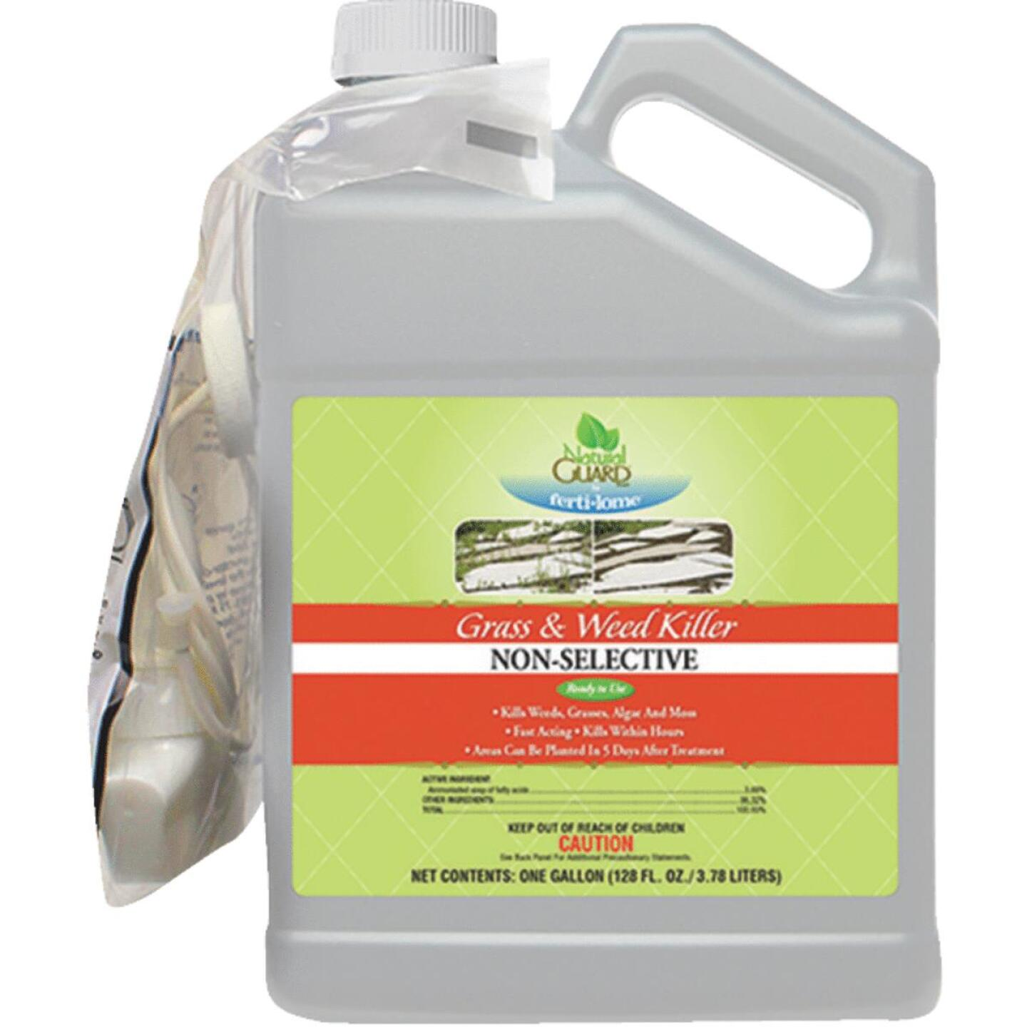Natural Guard 1 Gal. Ready To Use Trigger Spray Weed & Grass Killer Image 1