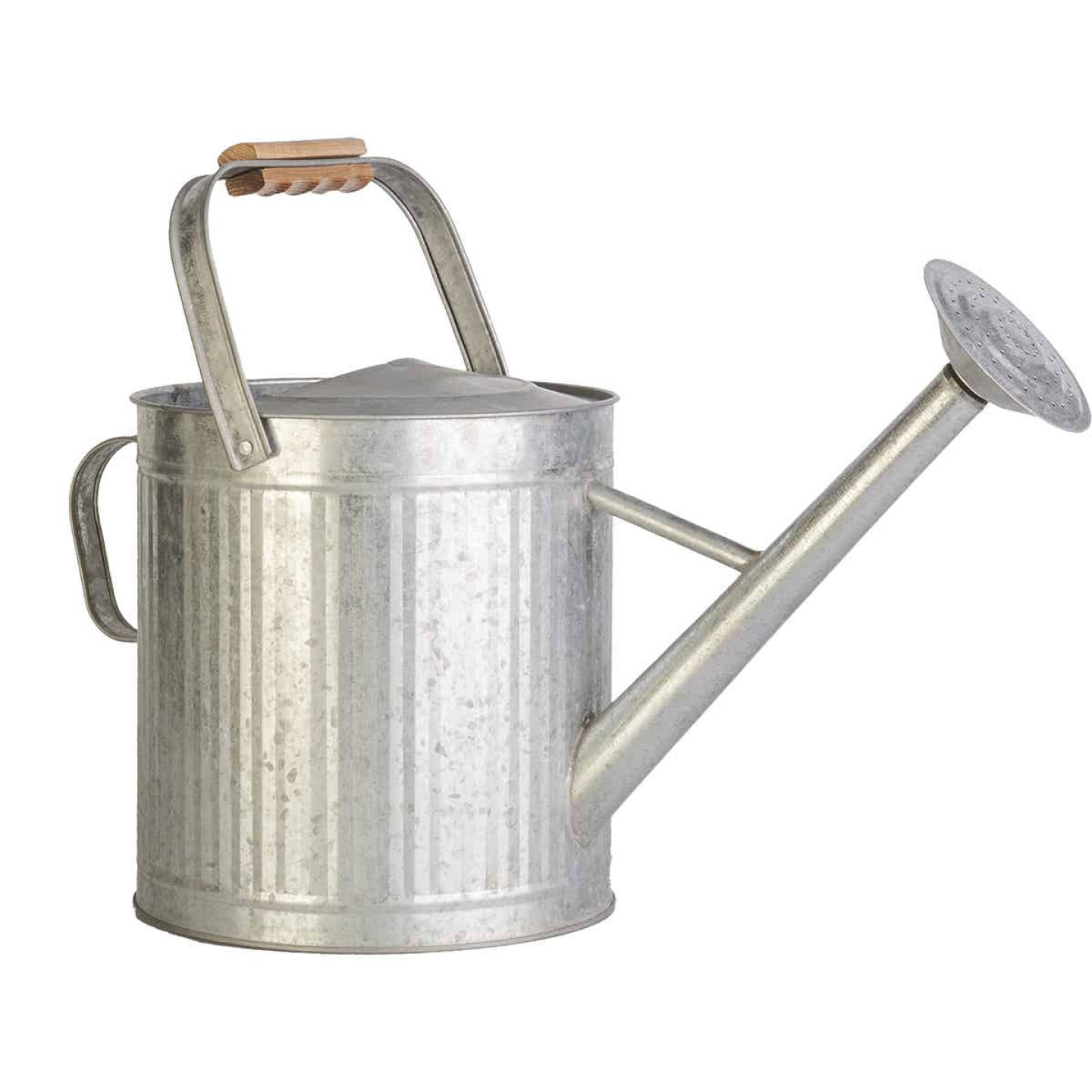 Panacea 2 Gal. Galvanized Steel Watering Can Image 1