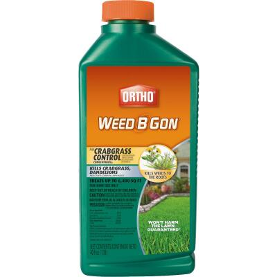 Ortho Weed B Gon 40 Oz. Concentrate Crabgrass & Weed Killer