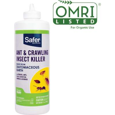 Safer 7 Oz. Ready To Use Powder Crawling Insect, Ant & Roach Killer