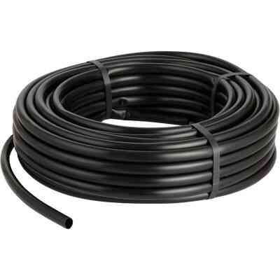 Raindrip 5/8 In. X 100 Ft. Black Poly Primary Drip Tubing