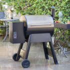 Traeger Pro Series 22 Bronze 20,000-BTU 572 Sq. In. Wood Pellet Grill Image 4