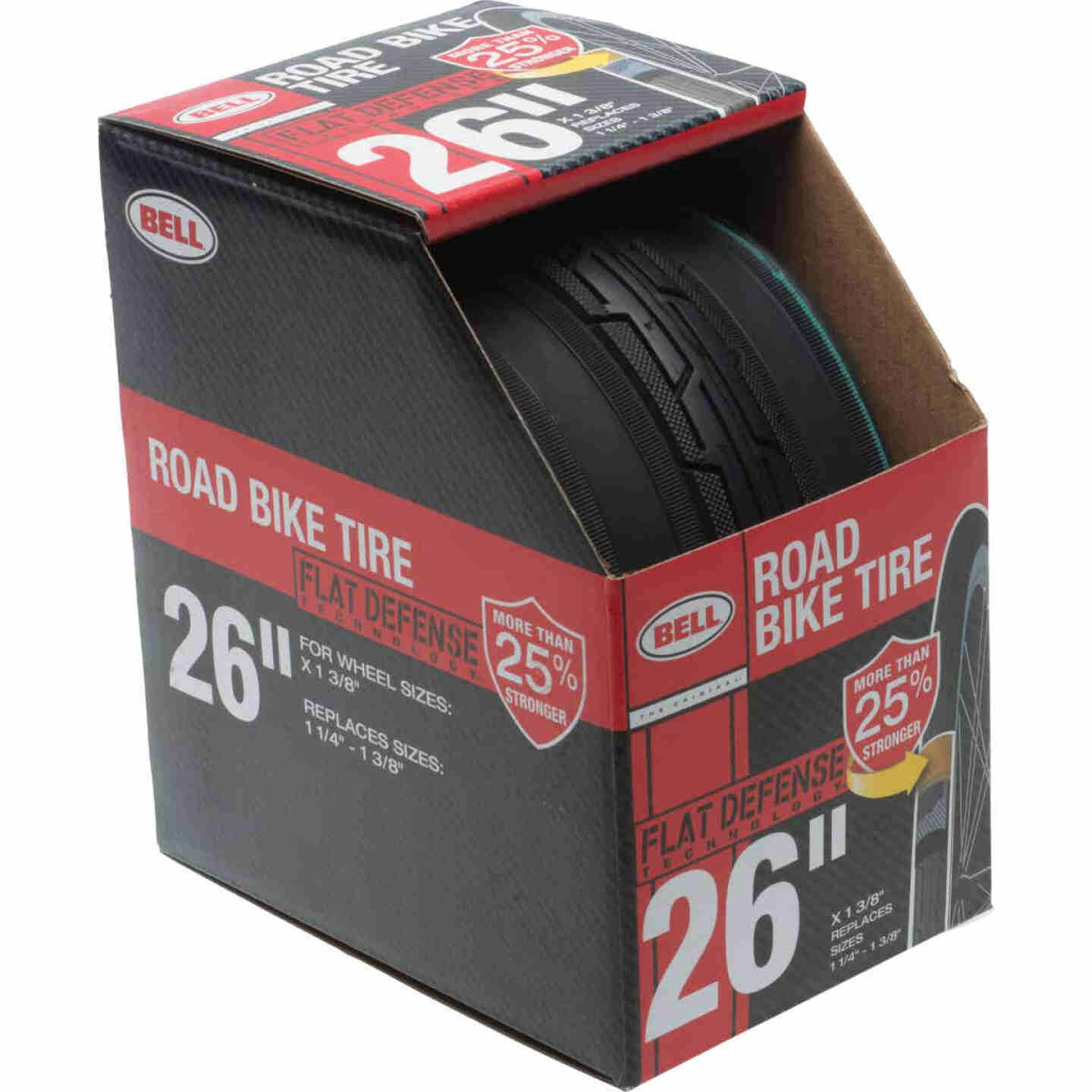 Bell 26 In. Inertia Road Bicycle Tire Image 1