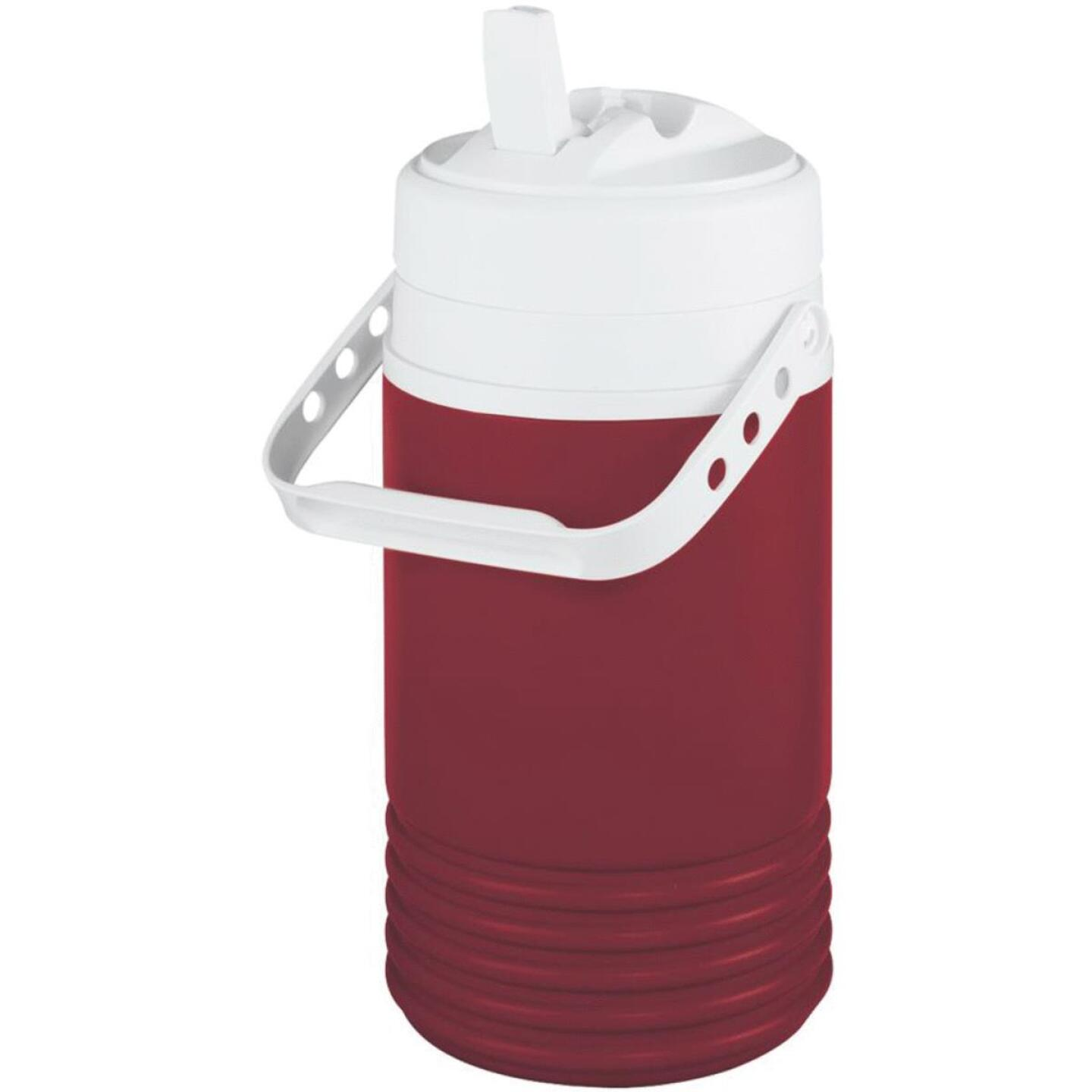 Igloo Legend 1/2 Gal. Red Water Jug Image 1