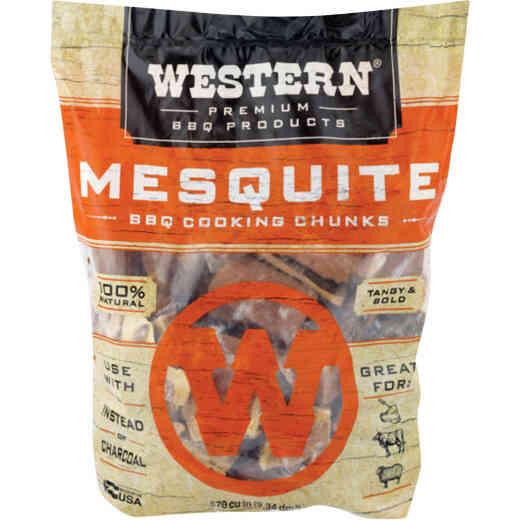 Western 570 Cu. In. Mesquite Wood Smoking Chunks