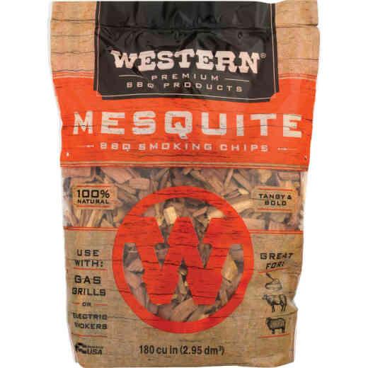 Western 180 Cu. In. Mesquite Wood Smoking Chips