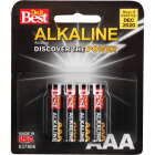 Do it Best AAA Alkaline Battery (4-Pack) Image 2