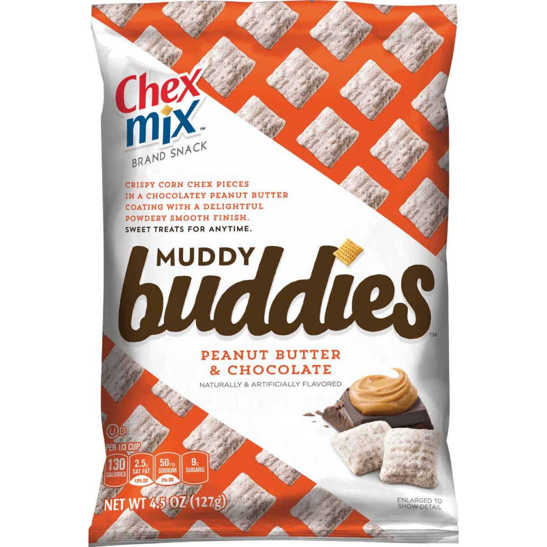 Chex Mix Muddy Buddies 4.5 Oz. Snack Mix Image 1